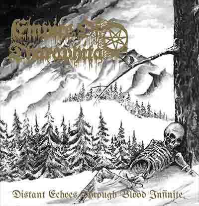 EMPIRE OF THARAPHITA : Distant Echoes Through Blood Infinite