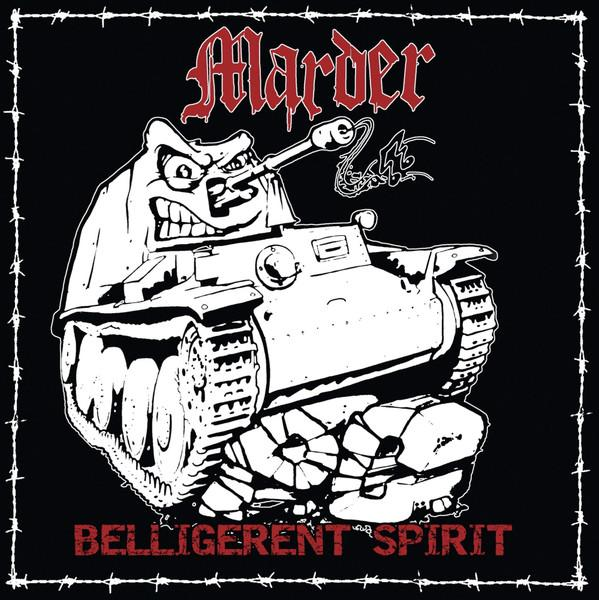 MARDER : Belligerent Spirit