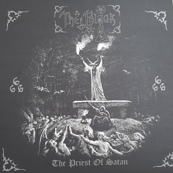 THE BLACK : The Priest Of Satan