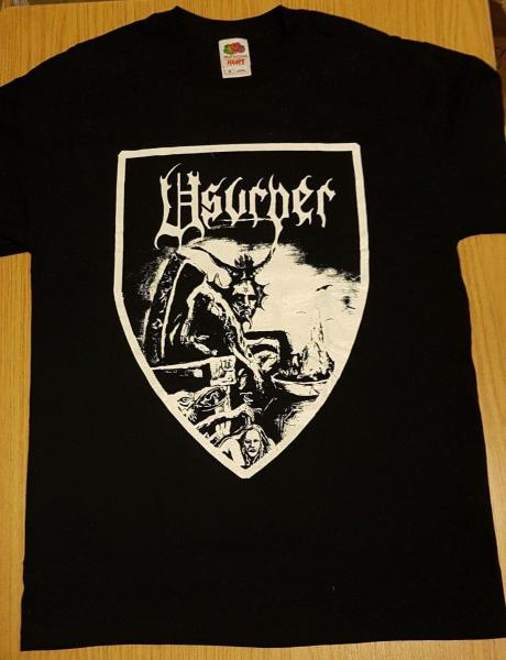 USURPER : Threshold of the Usurper TS S-size 2ND HAND
