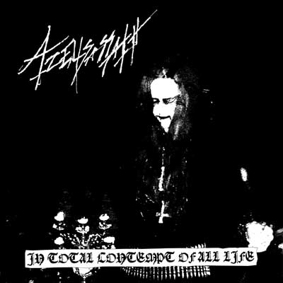 AZELISASSATH : In Total Contempt of All Life