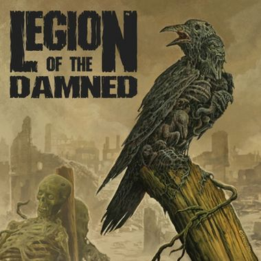 LEGION OF THE DAMNED : Ravenous Plague