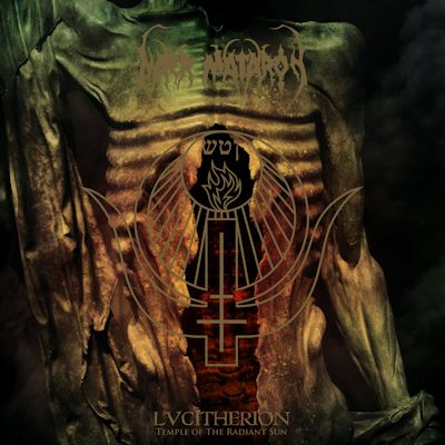 NAER MATARON : Lvcitherion (Temple Of The Radiant Sun)