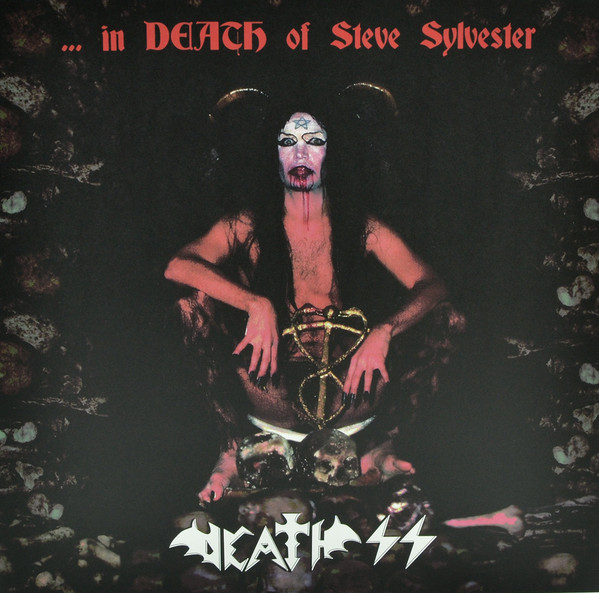DEATH SS : ...In Death Of Steve Sylvester