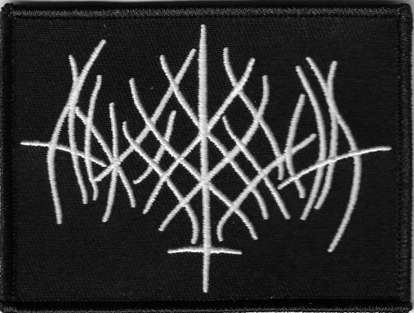 ANGUISHED : Logo patch