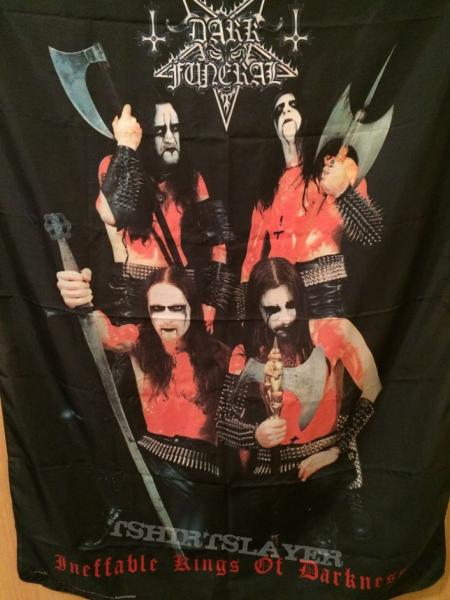 DARK FUNERAL : Ineffable Kings of Darkness 2ND HAND