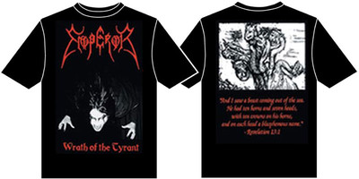 EMPEROR : Wrath Of The Tyrant TS M-size