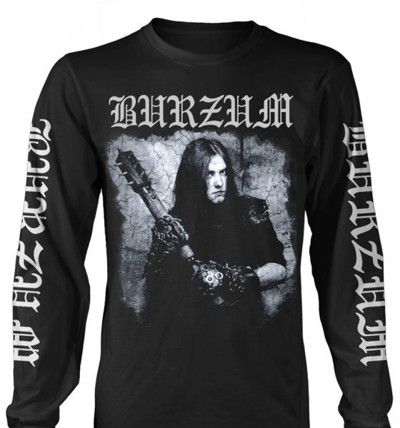 BURZUM : Anthology LS M-size