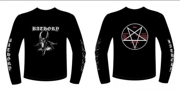 BATHORY : Goat LS M-size