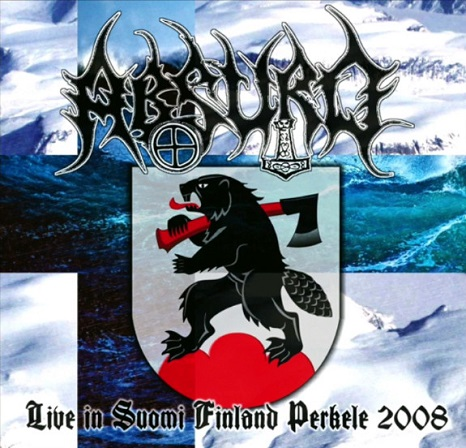 ABSURD : Live in Suomi Finland Perkele 2008