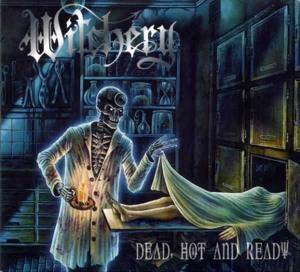 WITCHERY : Dead, Hot and Ready 2ND HAND * lp - KVLT shop