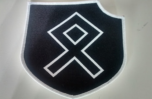 ORDER OF THE WHITE HAND : Odal patch
