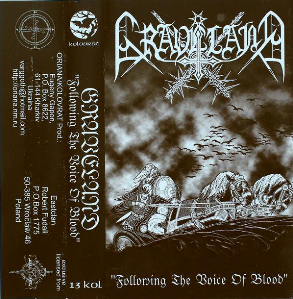 GRAVELAND : Following the Voice of Blood
