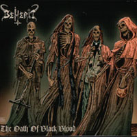 BEHERIT : The Oath of Black Blood  2ND HAND
