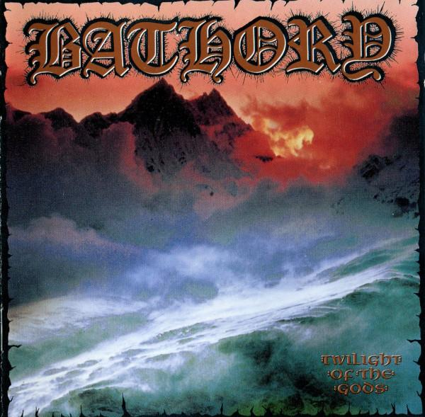BATHORY : Twilight of the Gods 2ND HAND