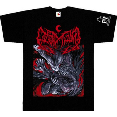 LEVIATHAN : Massive Conspiracy Against All Life TS L-size