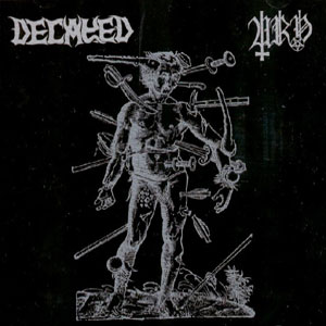 DECAYED / URN : The Nameless Wraith / Morbid Death