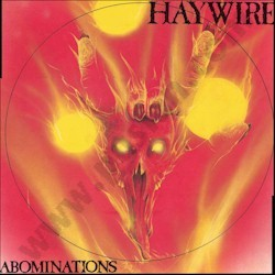 HAYWIRE : Abominations 2ND HAND *