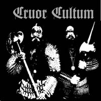 CRUOR CULTUM : Bloody Days On The Altar