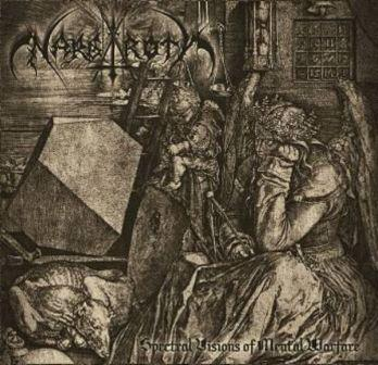 NARGAROTH : Spectral Visions of Mental Warfare