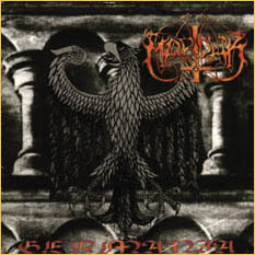 MARDUK : Live in Germania