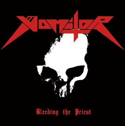 VOMITOR : Bleeding the Priest lp - KVLT shop