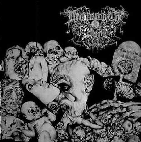 DROWNING THE LIGHT : Catacombs of Blood