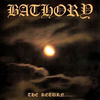 BATHORY : The Return...... 2ND HAND