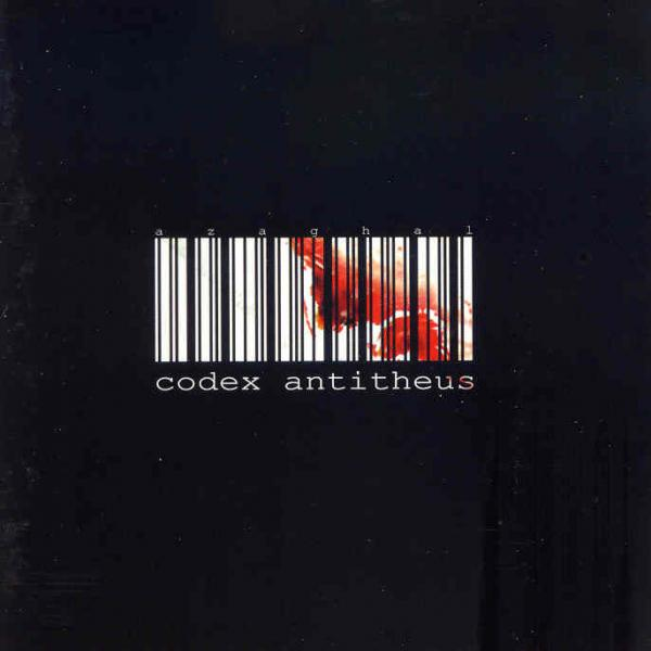 AZAGHAL : Codex Antitheus 2ND HAND