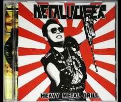 METALUCIFER : Heavy Metal Drill