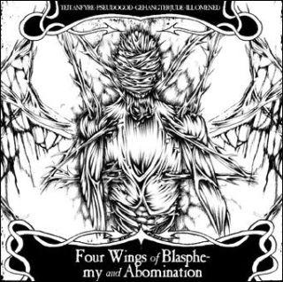 V/A : Four Wings of Blasphemy and Abomination