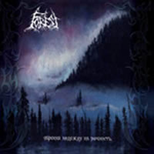 FOREST : Foredooming the Hope for Eternity 2ND HAND