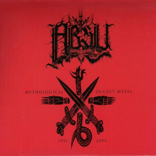 ABSU : Mythological Occult Metal 1991-2001