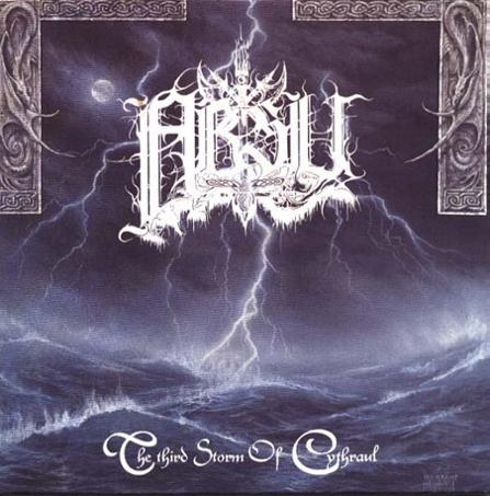 ABSU : The Third Storm Of Cythraul