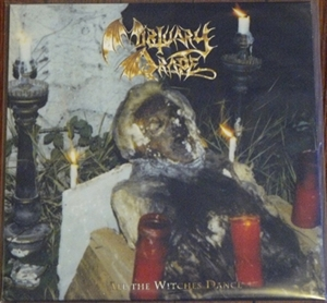 MORTUARY DRAPE : All the Witches Dance 2ND HAND