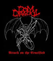 DOM DRACUL : Attack on the Crucified 2ND HAND