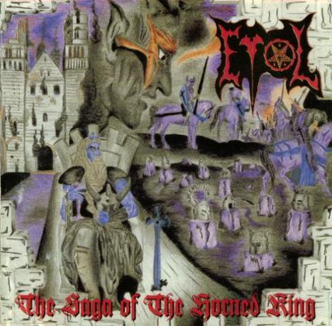 EVOL : The Saga of the Horned King / Dreamquest
