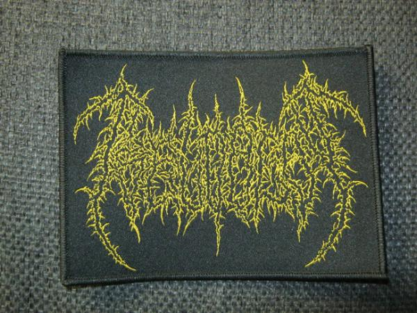 PSEUDOGOD : Logo patch
