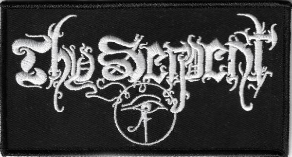 THY SERPENT : Logo patch