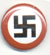 BUTTONS : Red Blood Flag button