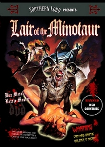LAIR OF THE MINOTAUR : War Metal Battle Master