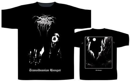 DARKTHRONE : Transilvanian Hunger TS M-size