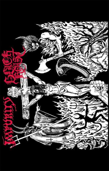 IMPURITY / BLACK FEAST : In the Blood / Weltering Shadows of Satan's Coven