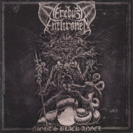 EREBUS ENTHRONED : Night's Black Angel