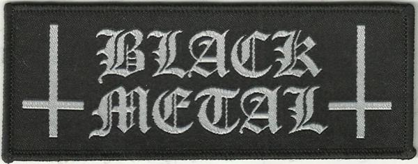 PATCH : Black Metal