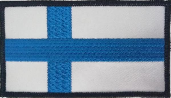 PATCH : Finnish flag