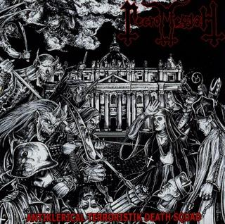 NECROMESSIAH : Antiklerical Terroristik Death Squad 2ND HAND