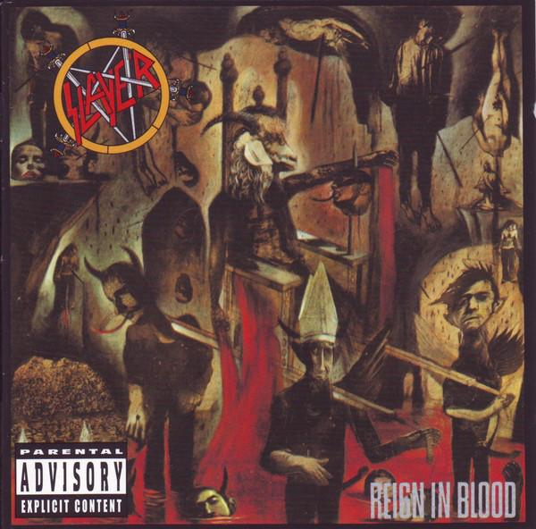 SLAYER : Reign in Blood 2ND HAND