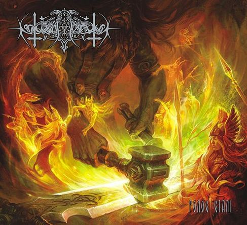 NOKTURNAL MORTUM : The Voice of Steel