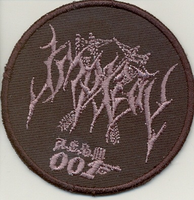 IMPIETY : Logo patch